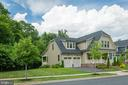 Trees in the front and side as well - 2232 POTOMAC RIVER BLVD, DUMFRIES