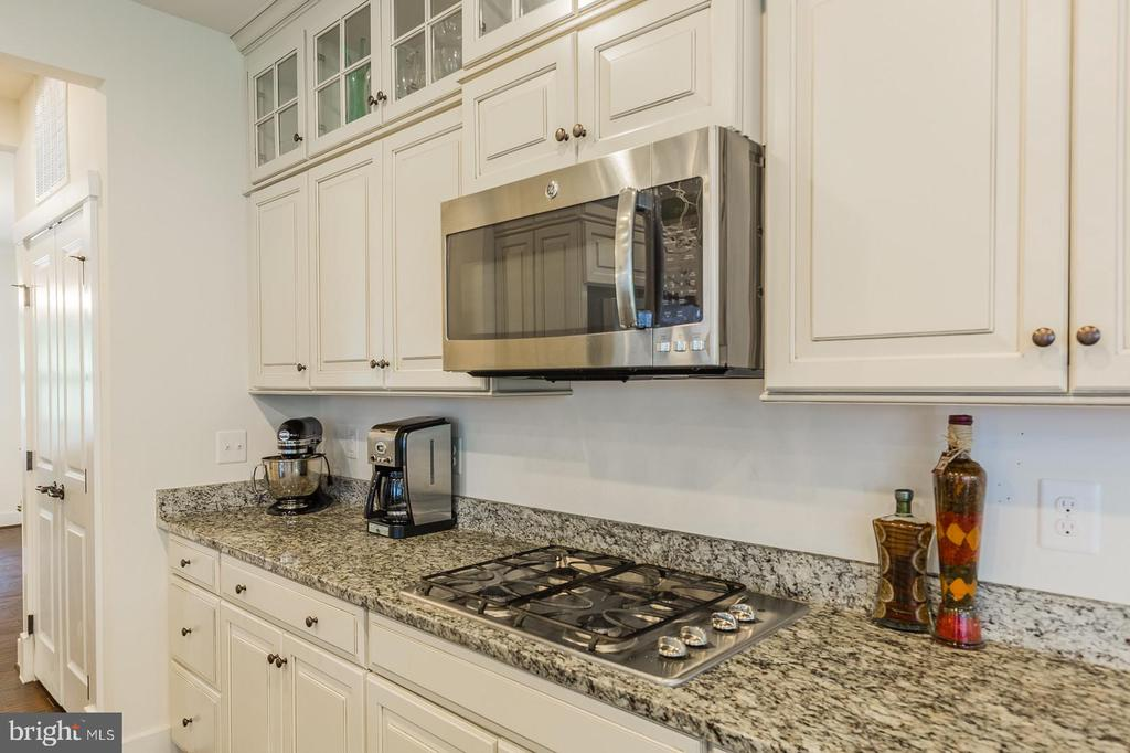 Energy Star Appliances and gas cooktop - 2232 POTOMAC RIVER BLVD, DUMFRIES
