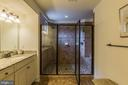 Double headed shower! - 2232 POTOMAC RIVER BLVD, DUMFRIES