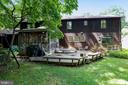 Great space -private, serene ad perfect for BBQ! - 10733 CROSS SCHOOL RD, RESTON