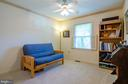 Third bedroom upstairs - 4621 TAPESTRY DR, FAIRFAX