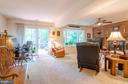 Huge Family room with fireplace - 4621 TAPESTRY DR, FAIRFAX