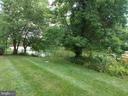 Common area off the patio! - 20602 CORNSTALK TER #102, ASHBURN