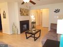 Bright living room! - 20602 CORNSTALK TER #102, ASHBURN