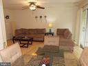 Great space for lounging! - 20602 CORNSTALK TER #102, ASHBURN