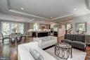 wonderful flow for entertaining and daily living - 2320 N VERNON ST, ARLINGTON