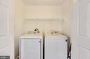 Laundry | Lower Level - 248 GOLDEN LARCH TER NE, LEESBURG