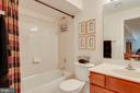 Lower Level- Full Bathroom! - 231 REBECCA DR, WINCHESTER