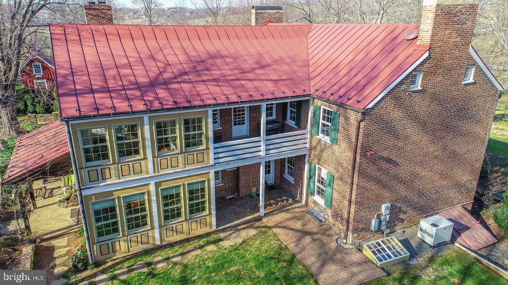 Edition To Main House - 16001 OLD WATERFORD RD, PAEONIAN SPRINGS