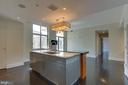 Kitchen Island - 11990 MARKET ST #2001, RESTON