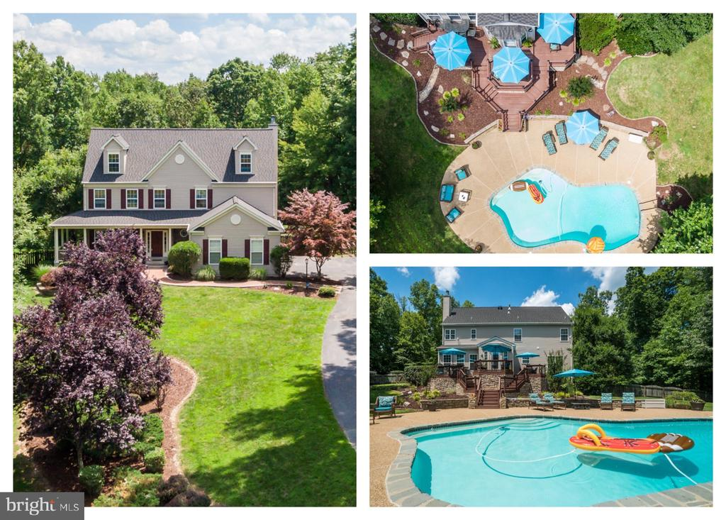 Welcome to your Relaxing Dream Home! - 175 SAINT MARYS LN, STAFFORD