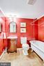 Full bathroom on lower level - 43083 ROCKY RIDGE CT, LEESBURG