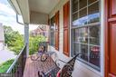 Relax on the front porch - 43083 ROCKY RIDGE CT, LEESBURG