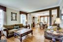 Living room - 43083 ROCKY RIDGE CT, LEESBURG