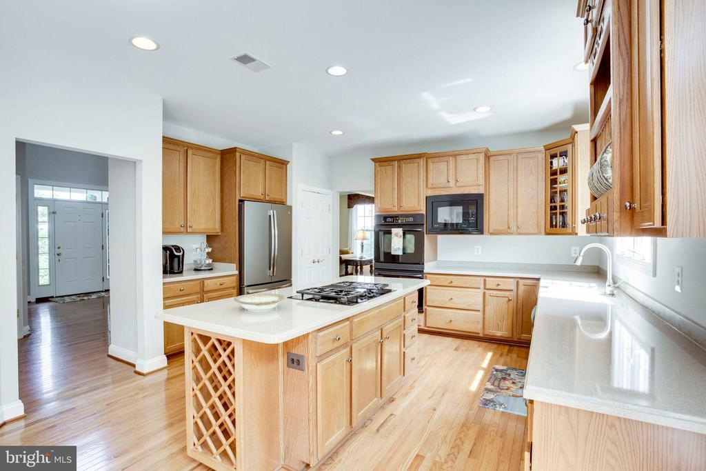 Kitchen - 43083 ROCKY RIDGE CT, LEESBURG