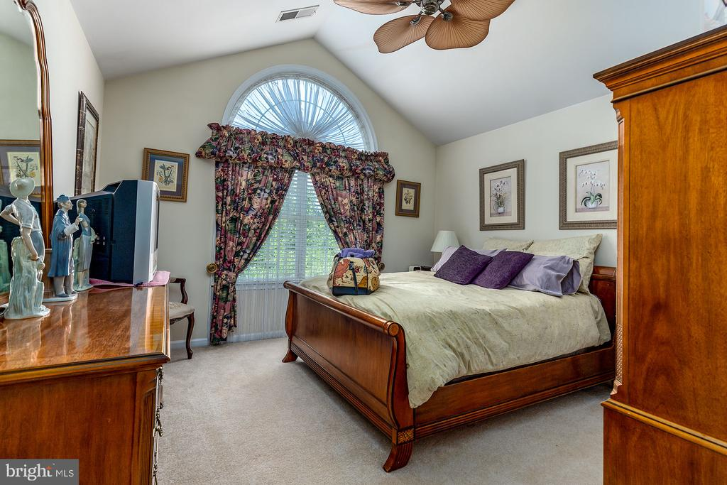 CATHEDRAL CEILING & PALLADIUM IN 3RD BEDROOM - 25753 SPECTACULAR RUN PL, CHANTILLY