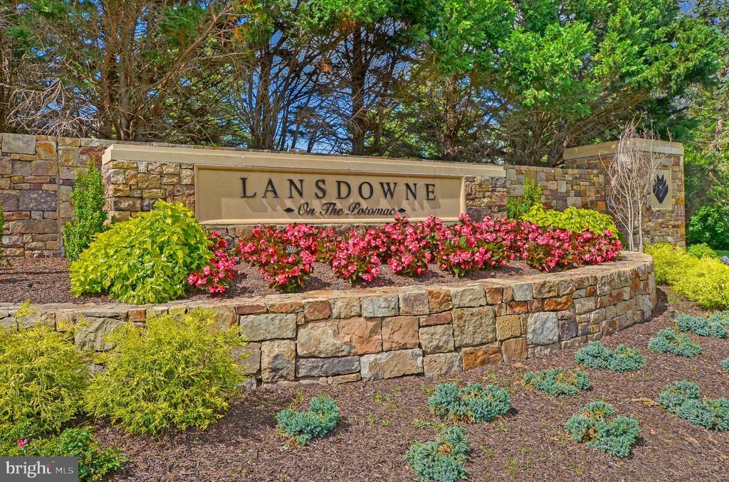 Lansdowne on the Potomac community - 43083 ROCKY RIDGE CT, LEESBURG