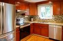 Stainless Steel Appliances - 5614 DE SOTO ST, BURKE