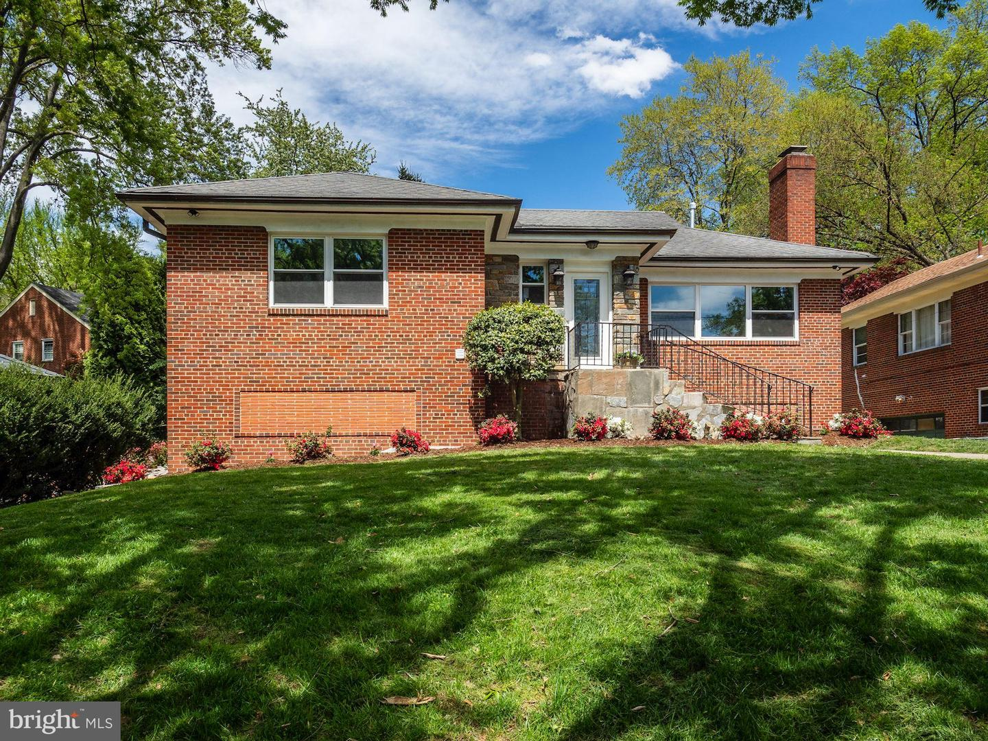 Single Family for Sale at 1633 Kalmia Rd NW Washington, District Of Columbia 20012 United States
