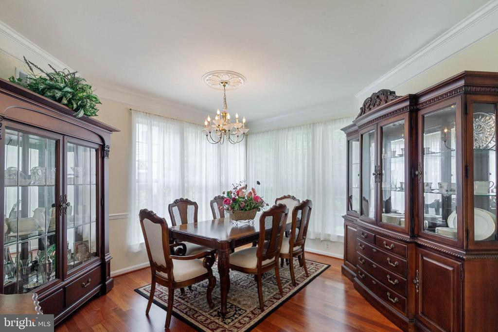 Dining Room - 42819 MEANDER CROSSING CT, BROADLANDS