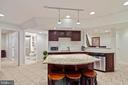 Wet Bar - 42819 MEANDER CROSSING CT, BROADLANDS