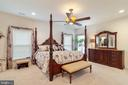 Master Bedroom - 42819 MEANDER CROSSING CT, BROADLANDS