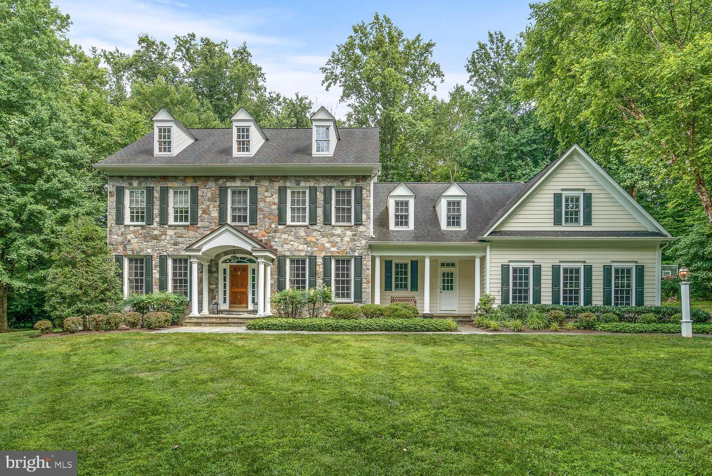 Single Family Homes for Sale at Brookeville, Maryland 20833 United States