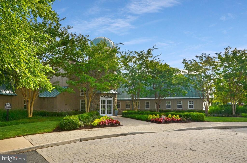 Potomac Club, the Lansdowne clubhouse - 43083 ROCKY RIDGE CT, LEESBURG