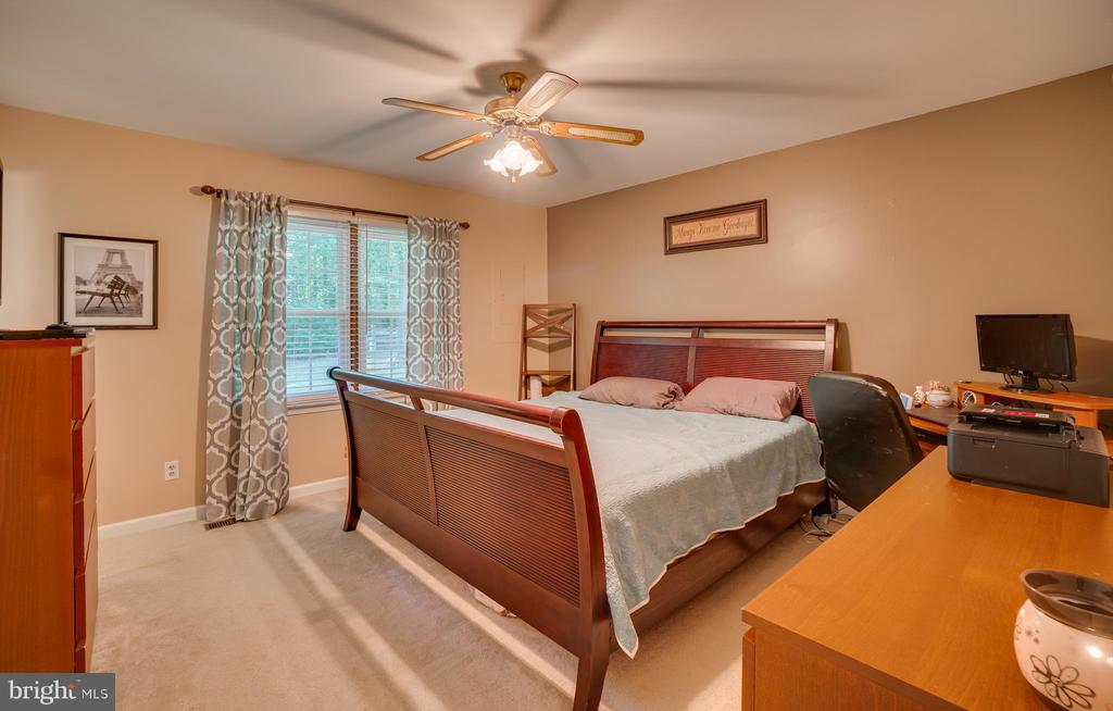 Ceiling Fan in Master - 11015 ABBEY LN, FREDERICKSBURG