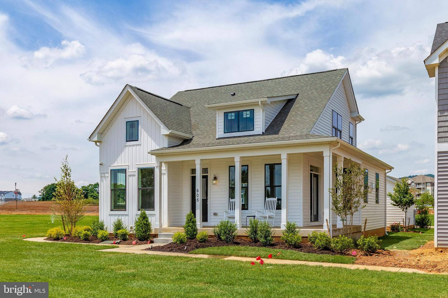 Single Family for Sale at 605 Gillespie Dr Frederick, Maryland 21702 United States