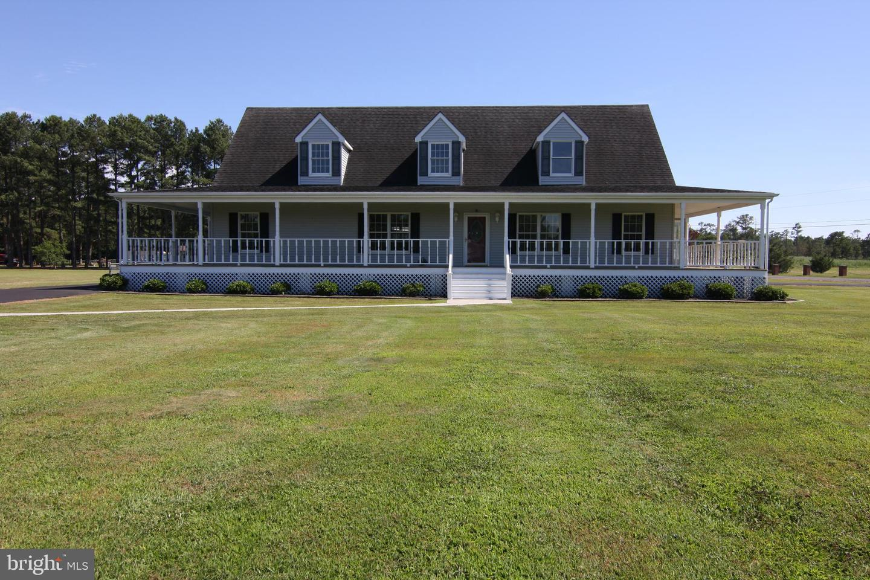Single Family Homes pour l Vente à Crisfield, Maryland 21817 États-Unis