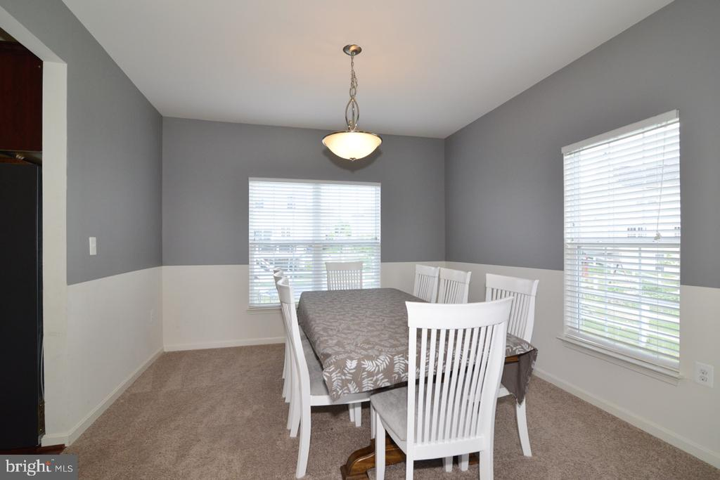 Dining Room - 17618 CLEVELAND PARK DR, ROUND HILL