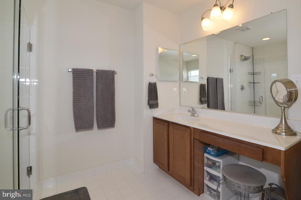 Master Bathroom - 17618 CLEVELAND PARK DR, ROUND HILL