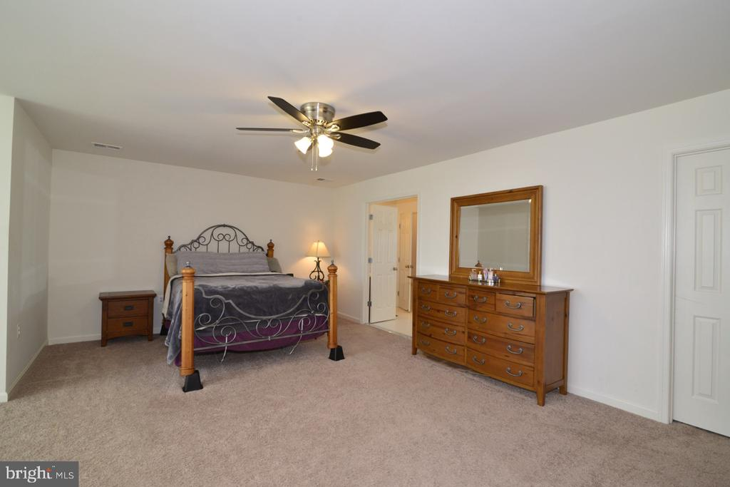 Large Master Bedroom - 17618 CLEVELAND PARK DR, ROUND HILL