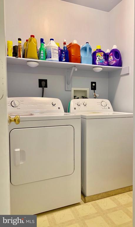 2nd floor Laundry Room - 9202 MATTHEW DR, MANASSAS PARK