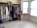 1st Walk in closet - Master Bedroom - 9202 MATTHEW DR, MANASSAS PARK