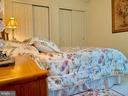 3rd Bedroom - double closets - 9202 MATTHEW DR, MANASSAS PARK
