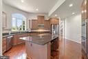 Large Kitchen Island - 7375 TUCAN CT, WARRENTON