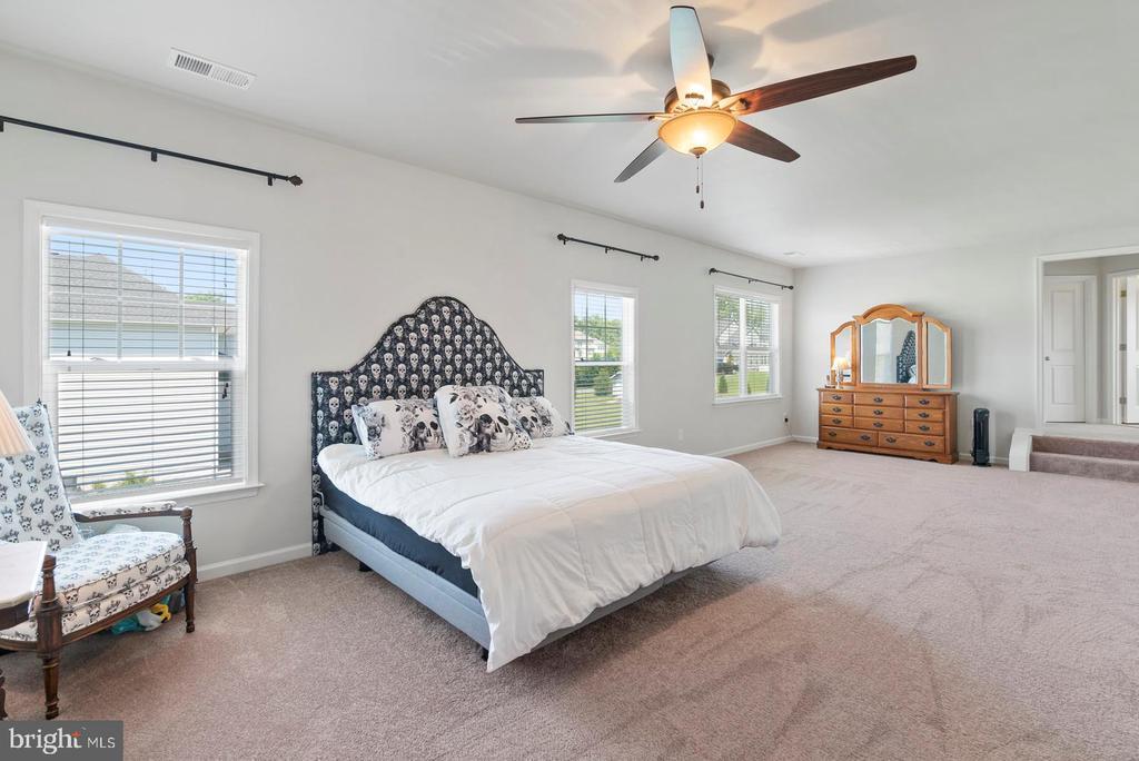 Master Bedroom - 7375 TUCAN CT, WARRENTON