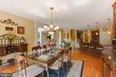 Breakfast Room - 22388 BELLE TERRA DR, ASHBURN