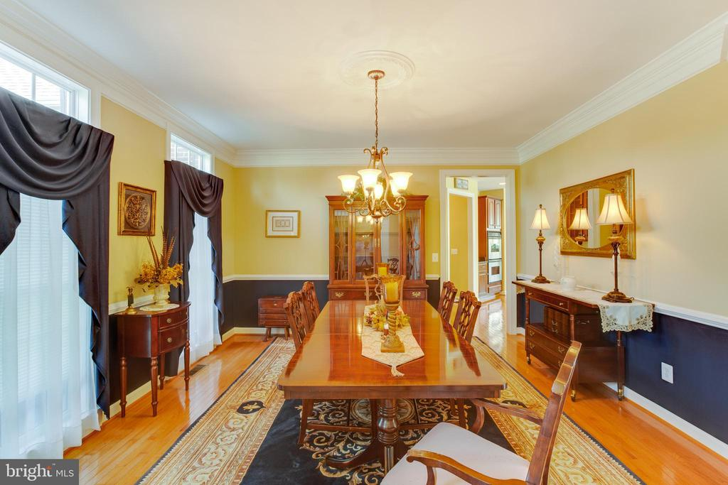Formal Dining Room - 22388 BELLE TERRA DR, ASHBURN