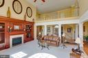 Large Two Story Family Room - 22388 BELLE TERRA DR, ASHBURN
