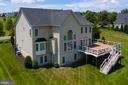 Composite Deck w/ Stairs - 22388 BELLE TERRA DR, ASHBURN