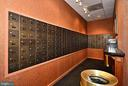 Mail room - 1800 OLD MEADOW RD #621, MCLEAN