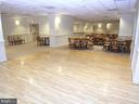 Meeting room can be reserved for private functions - 1800 OLD MEADOW RD #621, MCLEAN