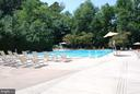 Outdoor swimming pool - 1800 OLD MEADOW RD #621, MCLEAN