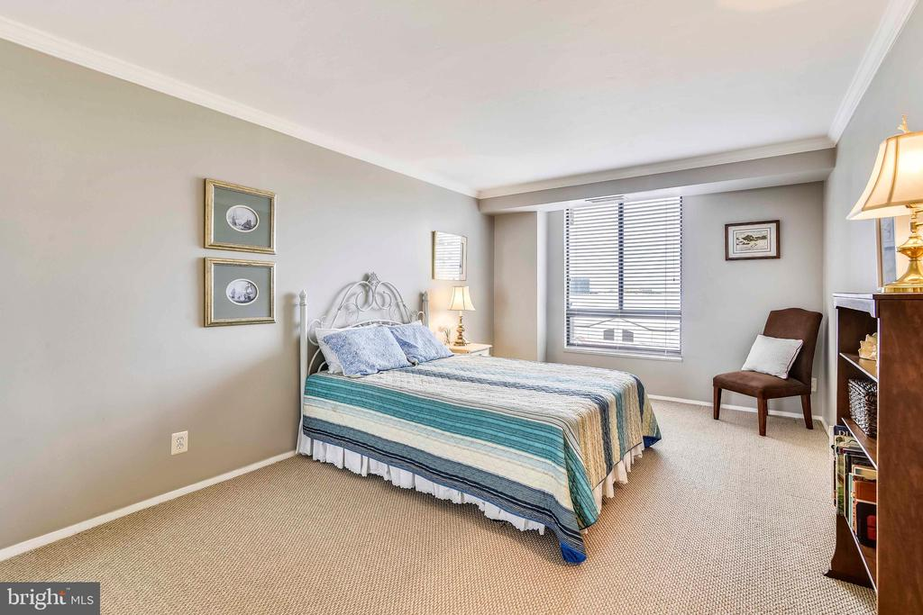 Second bedroom - 1800 OLD MEADOW RD #621, MCLEAN