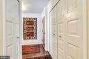 Closets galore for added storage - 1800 OLD MEADOW RD #621, MCLEAN