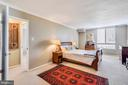 Master bedroom - 1800 OLD MEADOW RD #621, MCLEAN