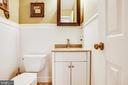 1/2 Bathroom - 17 FRANKLIN ST, STAFFORD